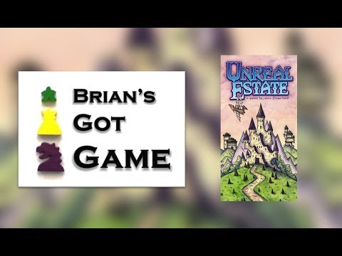 Brian's Got Game - Unboxing