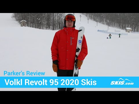 Video: Volkl Revolt 95 Skis 2020 16 50