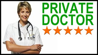 preview picture of video 'Private GP Doctor Wandsworth Battersea London 020-3322-7455'