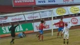 2006.Öster-AIK.0-4.Sportnytt