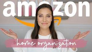 AMAZON MUST-HAVES - HOME ORGANIZATION   Sarah Brithinee
