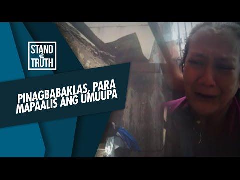 [GMA]  Stand for Truth: Inuupahang bahay sa Bulacan, pinabaklas ng may-ari sa gitna ng pandemic?