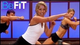 Kickboxing Cardio Sculpt & Burn Workout by BeFiT