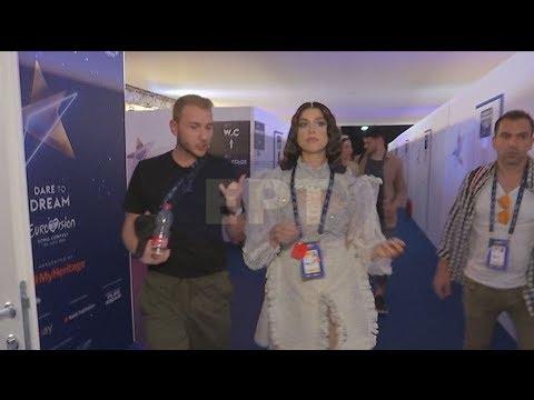 Στρώθηκε το πορτοκαλί χαλί για τη Eurovision