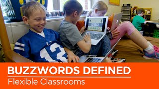 Education Buzzwords Defined: What are Flexible Classrooms?
