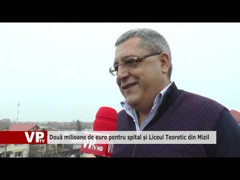 Două milioane de euro pentru spital și Liceul Teoretic din Mizil