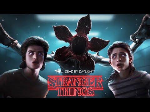 Dead By Daylight - Stranger Things Trailer