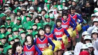 洲本高校(洲高)甲子園での応援1 (2012年3月24日)