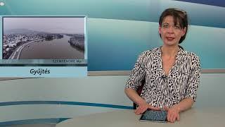 Szentendre Ma / TV Szentendre / 2021.01.19.