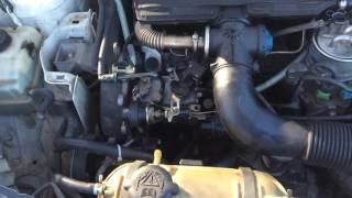 фото двигателя ситроен ксантия с пояснением