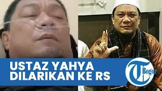 Ustaz Yahwa Waloni Dilarikan ke RS seusai Ditangkap Polisi karena Mengalami Pembengkakan Jantung