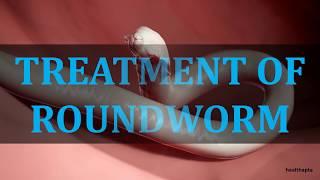 TREATMENT OF ROUNDWORM
