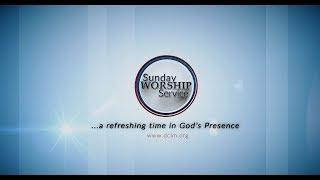Sunday Worship Service (September 01, 2019): The Profitable Ministry Of Faithful Prophets
