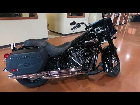 2020 Harley-Davidson Heritage Softail Classic 114 FLHCS