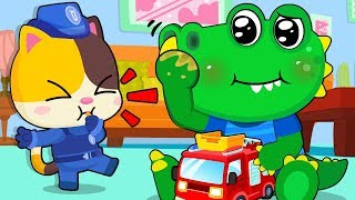 No No Pick Your Nose | Play Safe Song | Good Habits Song | Kids Songs | Kids Cartoon | BabyBus
