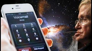 Mensaje de voz que esta sacudiendo internet Stephen Hawking advierte sobre invasión alienígena