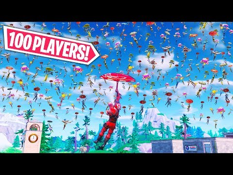 *RARE* 100 PLAYER ARMY in ONE SPOT!! - Fortnite Funny WTF Fails and Daily Best Moments Ep.1018