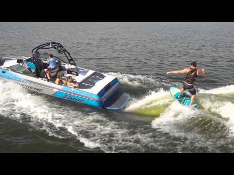 Supreme S238 Surf Review Waterski