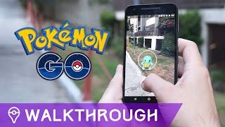 Download Youtube: HOW TO PLAY POKÉMON GO