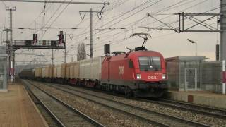 preview picture of video '[HD] 1116 135 mit DG 56108 (Wien Haidestraße)'