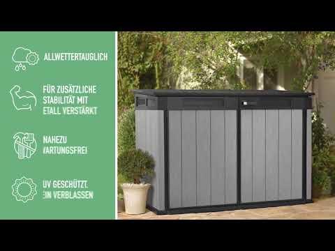 Gartenbox Keter Grande Store 2100L