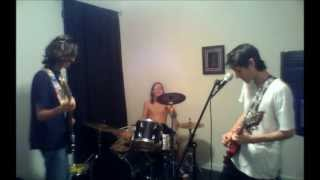 Feeder - WIT (Band cover)