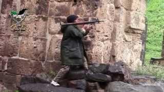 preview picture of video 'Bosra: the battle in the old city area بصرى: المعارك في منطقة المدينة القديمة 25. .03 2015'