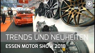 Essen Motor Show 2018 | Felgentrends 2019 | felgenoutlet.de