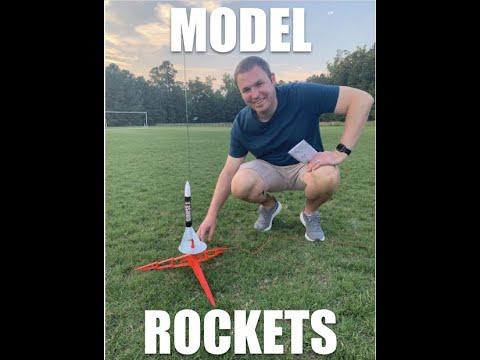 me flying rocket in summer
