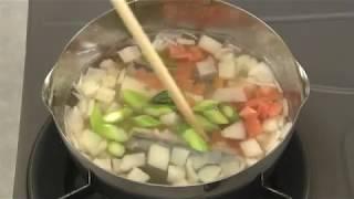 魚のトマト煮込み