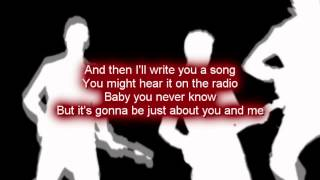Jon Pardi  - Write You A Song (Lyrics)