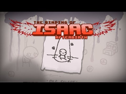 The Binding of Isaac: Afterbirth+ (E.V.E)