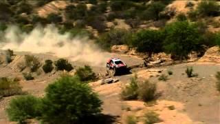 preview picture of video 'Étape 3 - Auto/Moto - Résumé de l'étape - (San Juan - Chilecito)'