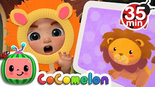 Guess the Animal Song + More Nursery Rhymes & Kids Songs - CoComelon