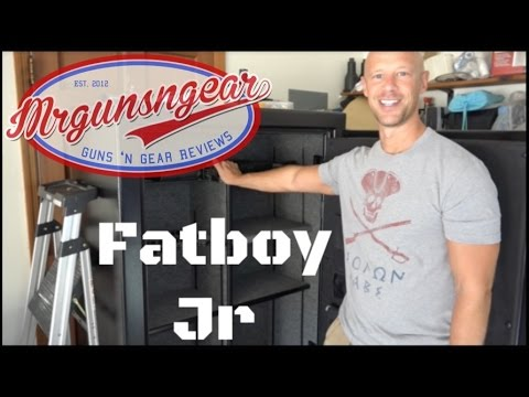 Liberty Safe Fatboy Jr Review (HD)