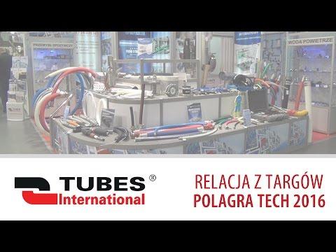 Targi Polagra Tech 2016 - Tubes International - zdjęcie