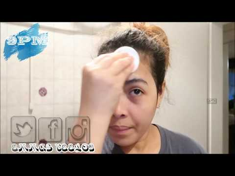 Anti-Aging moisturizing mask para sa mata