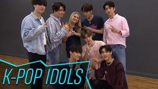 GOT7 Gives A K-Pop Dance Tutorial & Rave About Their Fans! | Access