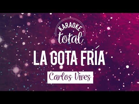 La gota fría Carlos Vives