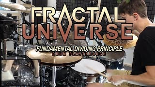 """Fundamental Dividing Principle"" - Drum Playthrough"