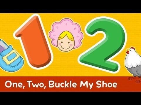 1, 2, Buckle My Shoe w/Wilmer Valderamma
