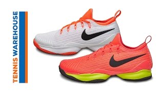 Nike Air Zoom Ultra React Clay Men's Tennis Shoe video