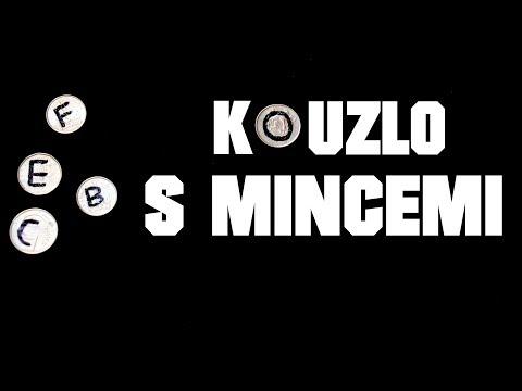 Nejlepší KOUZLO S MINCEMI pro začátečníky! | TUTORIAL