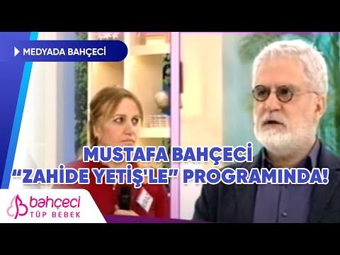 Show TV – Mustafa Bahçeci Zahide Yetiş'le Programına Konuk Oldu