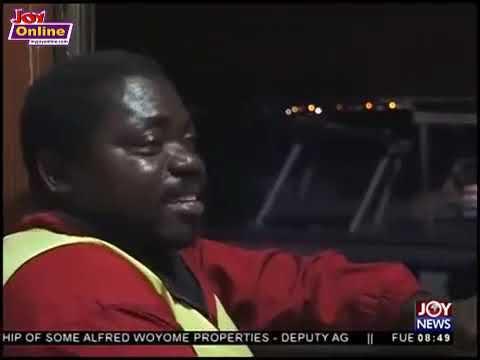 Joy News Agenda: The lightless Aburi-Ayi Mensah highway