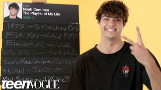 Noah Centineo Creates the Playlist to His Life | Teen Vogue