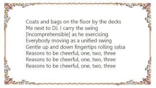 Faithless - Reasons Saturday Night Lyrics