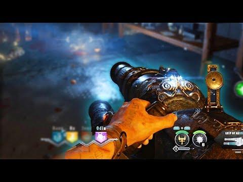 ALL 4 KRAKEN UPGRADES EASTER EGG GUIDE: VOYAGE OF DESPAIR EASTER EGG (Black  Ops 4 Zombies) - MrDalekJD
