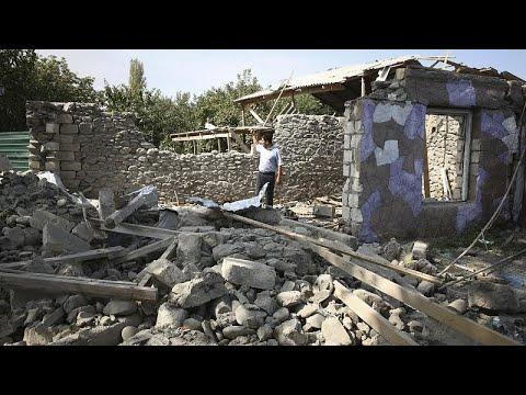 Εντείνεται το αδιέξοδο στο Ναγκόρνο-Καραμπάχ