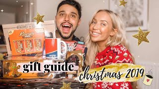 ULTIMATE Gift Guide For Him 2019 | Christmas Wish List Ideas | Elle Darby
